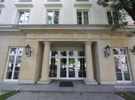 Dom Pomocy Studentom, hostel in Warsaw