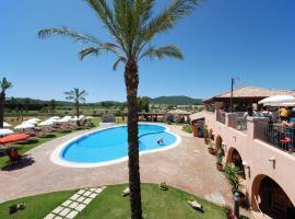 Alma Resort, hotel near Cala Sinzias, Castiadas
