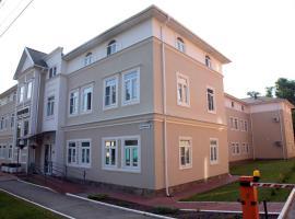 Гостиница Подворье, отель в Туле