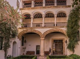 Las Casas de la Judería de Córdoba, отель в городе Кордова
