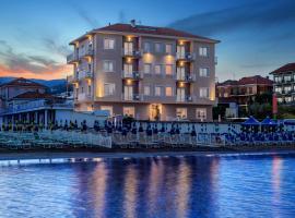 Hotel La Baia, hotell i Diano Marina