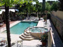 Hotel Torretta, hotel a Montecatini Terme