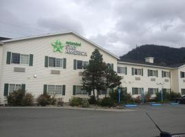 Extended Stay America Suites - Juneau - Shell Simmons Drive, отель в городе Джуно