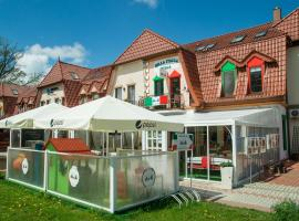 Villa Bella Italia – obiekt B&B w mieście Mikołajki