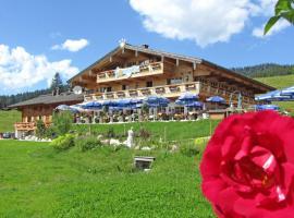 Winklmoos Sonnenalm, Hotel in Reit im Winkl