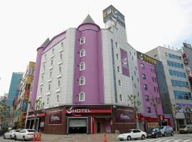 광주에 위치한 호텔 S 호텔