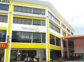 Memoire Hornbill Hotel, hotel near Kuching Airport - KCH, Kuching