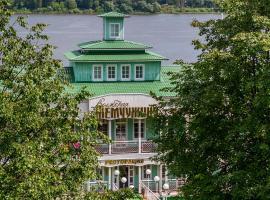 Акватель Волжская Жемчужина, отель в Ярославле
