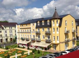 Hotel Bajkal, Hotel in Franzensbad