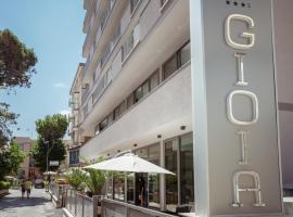 Hotel Gioia, отель в Римини