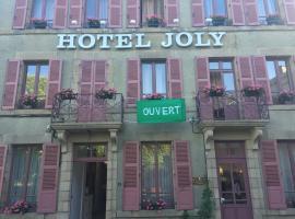 Hotel Joly、Dun-le-Palestelのホテル