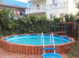Yucca Guest House, pet-friendly hotel in Vityazevo