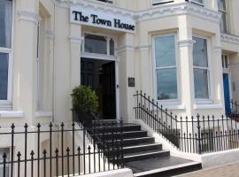 The Town House, boutique hotel in Douglas