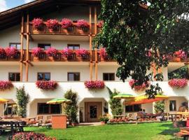 Hotel Mair Am Bach, hotell i Brixen