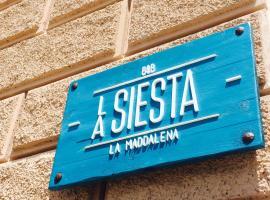 La Siesta, guest house in La Maddalena