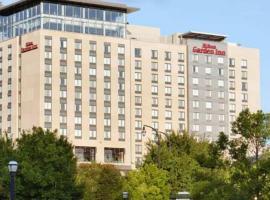 Hilton Garden Inn Atlanta Downtown, hotel near Atlanta Stadium (historical), Atlanta