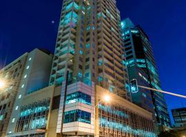 Oaks Brisbane Lexicon Suites, hotel near Roma Street Parklands, Brisbane
