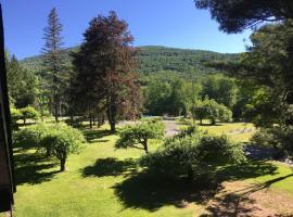 Slide Mountain Forest House, resort in Oliverea