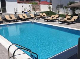 Hotel MaRailiS Mangalia, hotel din Mangalia