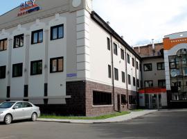 Гостиница Sky Центр Красноярск, отель в Красноярске