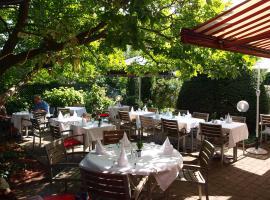Hotel Restaurant Aux Sapins, hotel in Thann