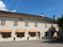 La Bonne Auberge, hotel near Domaine de Divonne Casino, Ségny
