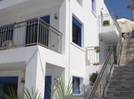 SunOrama Apts-Studios, pet-friendly hotel in Balíon
