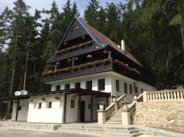 Hunting Lodge Vitkov, hotel v destinaci Sokolov