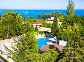 Хотел Бриз 2, хотел близо до Евксиноград, Варна
