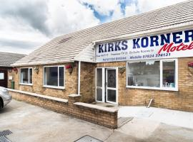 Kirks Korner Motel, hotel in Scunthorpe