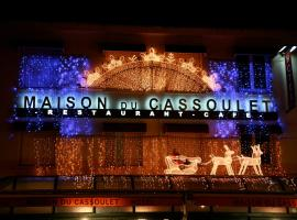 Maison du Cassoulet, hotel in Castelnaudary