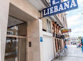 Hostal Liebana, hotel in Santander