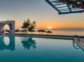 Sigalas Beach Hotel, hotel in Kamari