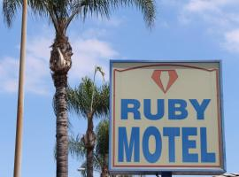 Ruby Motel, motel in Long Beach