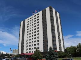 Inlet Tower Hotel & Suites, hotel in Anchorage