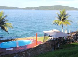 Ocean Green Flats, hotel with pools in Angra dos Reis
