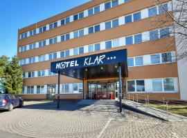 Hotel Klar, hotel in Liptovský Mikuláš