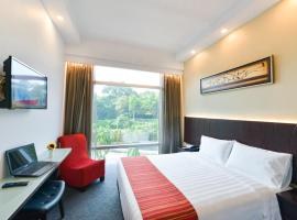 Hotel Chancellor@Orchard, hotel near Dhoby Ghaut MRT Station, Singapore