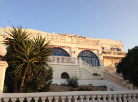 Parthenon, hotel in Ios Chora