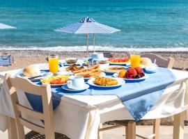 Galini Beach Hotel, hotel in Kissamos