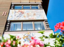 Sporthotel Unser Loisach, pet-friendly hotel in Lermoos