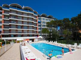Residence Florida, hotel v Caorle
