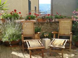 Dimora Toscana, hotel in Seggiano