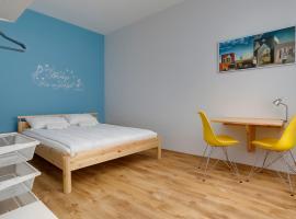 Green Cat Rooms, hostel Riias