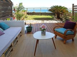 Residence Sunset Beach bord de mer, hotel perto de Museum of Tahiti, Punaauia