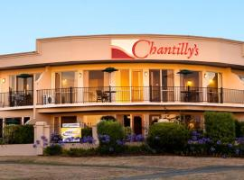 Chantillys Motor Lodge, motel in Taupo