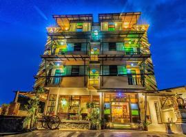 Jingjit Hotel, hotel in Krabi