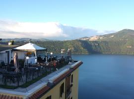 Hotel Castel Gandolfo, hotel in Castel Gandolfo