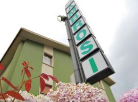 Hotel Ambrosi, hotell i Fiuggi