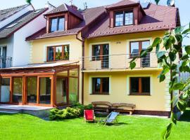 Apartamenty SaltApart, hotel in Wieliczka